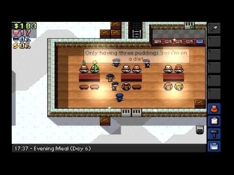 The Escapists|S2 E6|Scatterbrain Planning