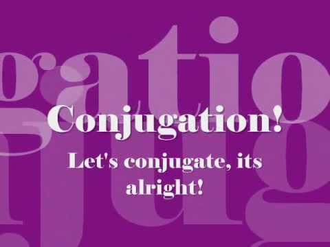 Conjugation- future tense verbs