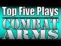 Combat Arms Top 5 Plays - Week 48!