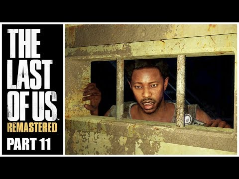 """Let's Play The Last Of Us Remastered   Survivor   #11: """"Don't Dead, Open Inside"""""""