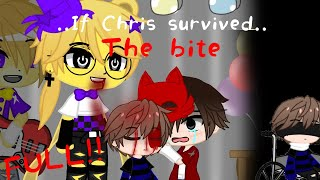 If Chris survived the bite ||FULL!|| (read description)