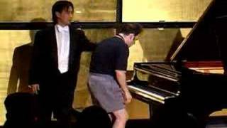 Download IGUDESMAN & JOO - Piano Lesson Mp3 and Videos