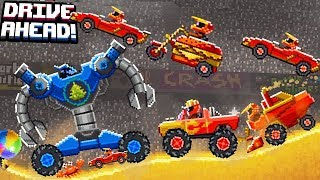DRIVE AHEAD - Hot Wheels Android Gameplay FHD #3
