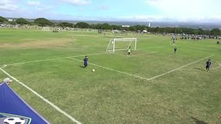 2017 1st Half BSH Pride vs Hawaii 808