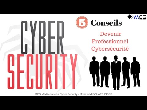5 tips to become a cybersecurity professional in 60 minutes