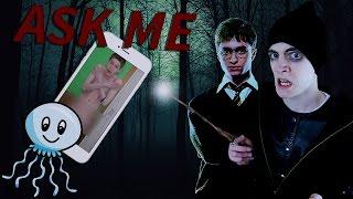 Ask me - Ingen Tøj, Waterman, Inceptions & Harry Potter?