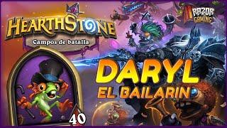 Campos de Batalla   DARYL EL BAILARÍN: Los demonios son la clave😎