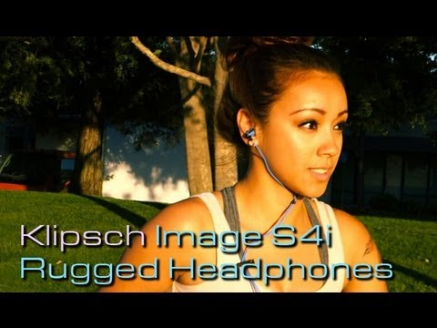 Klipsch Image S4i Rugged In Ear Headphones Review