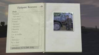 Operation Flashpoint - my stats from Resistance and COLD WAR Crisis