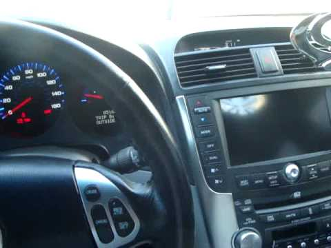 Acura Tl Bluetooth Problem Youtube