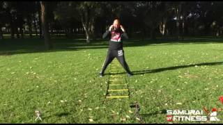 Top 5 Speed Ladder Drills -  Samurai Fitness