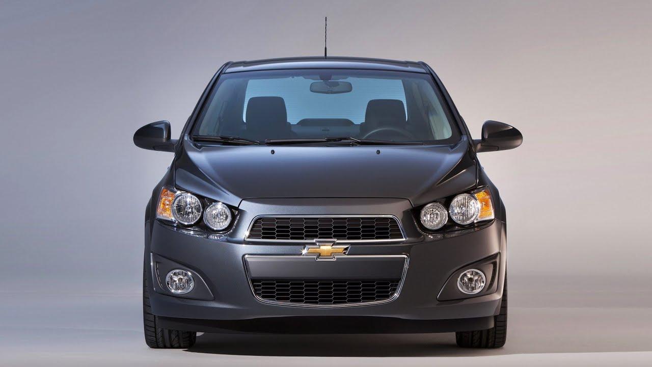Chevy Sonic Custom >> Test-drive Chevrolet Aveo (T300) // AutoExpert - YouTube