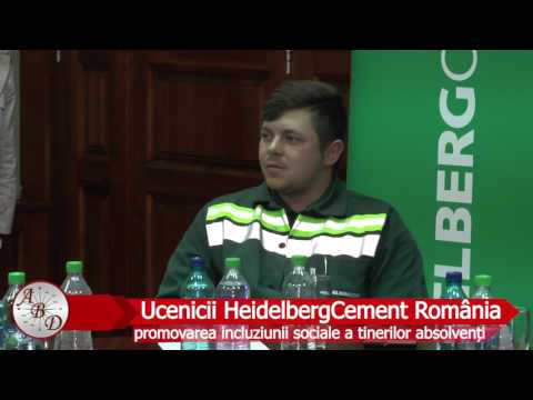 Ucenicii HeidelbergCement România, ediția a II-a