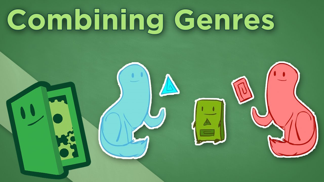Combining Genres - How to Pick the Right Design Mechanics For Your Game -  Extra Credits