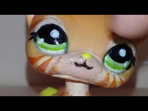 Купить товар пет шоп стоячки оригинал лпс игрушки редкие кошечку стоячки бесплатная доставка pet shop short hair cat original lps toys rare kitty.