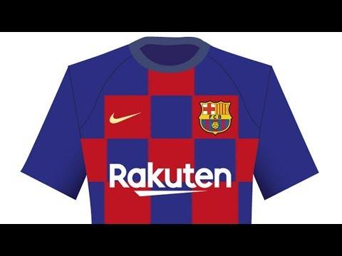 La camiseta del FC Barcelona 2019-2020 recordará a la de Croacia