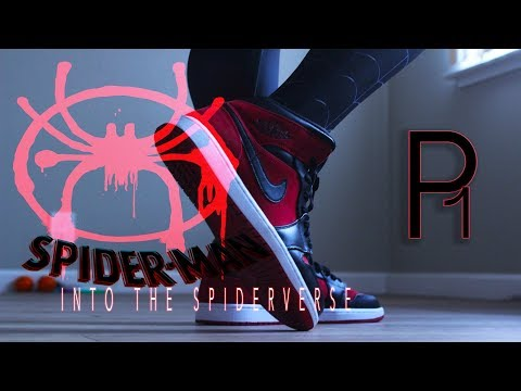 INTO THE SPIDERVERSE, COSPLAY PT. 1