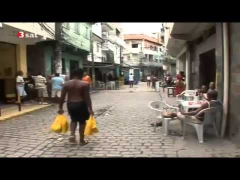 Drogenkrieg in Rio - in Begleitung mit Spezialeinheiten