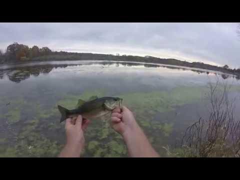 GoPro: Largemouth fishing in Angola, Indiana