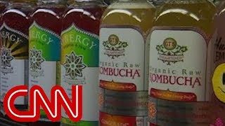 Kombucha tea dangers