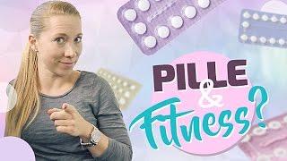 Fitness und Pille - ist die Pille schlecht für Sport?