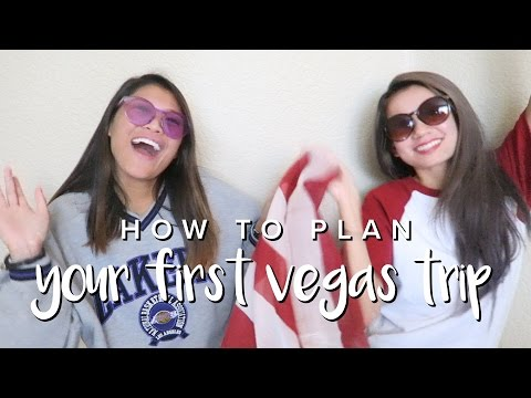 How To Plan Your First Vegas Trip | The Gray Space