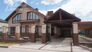 Коттедж под ключ в коттеджном поселке Ново-Троицкое(, 2013-07-01T13:53:49.000Z)