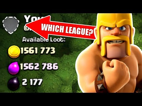 THE LEAGUE FULL OF DEAD BASES! - Clash Of Clans