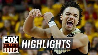 Purdue vs Butler | Highlights | FOX COLLEGE HOOPS