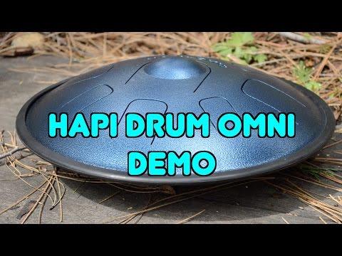 Hapi Drum Omni Demonstration