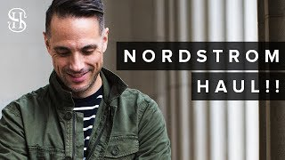 Nordstrom 1901 Haul & Try-On | Fall 2018 Casual Basics
