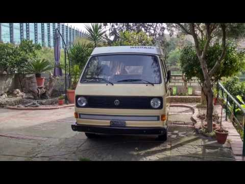Campeggio libero al Monte Semprevisa 1-VW T3 Westfalia Joker-SinapsI IspaniS