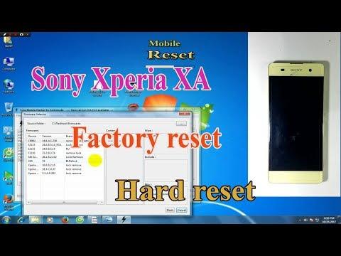 Download How To Hard Reset Sony Xperia Xa Ultra F3211 Unlock Pin