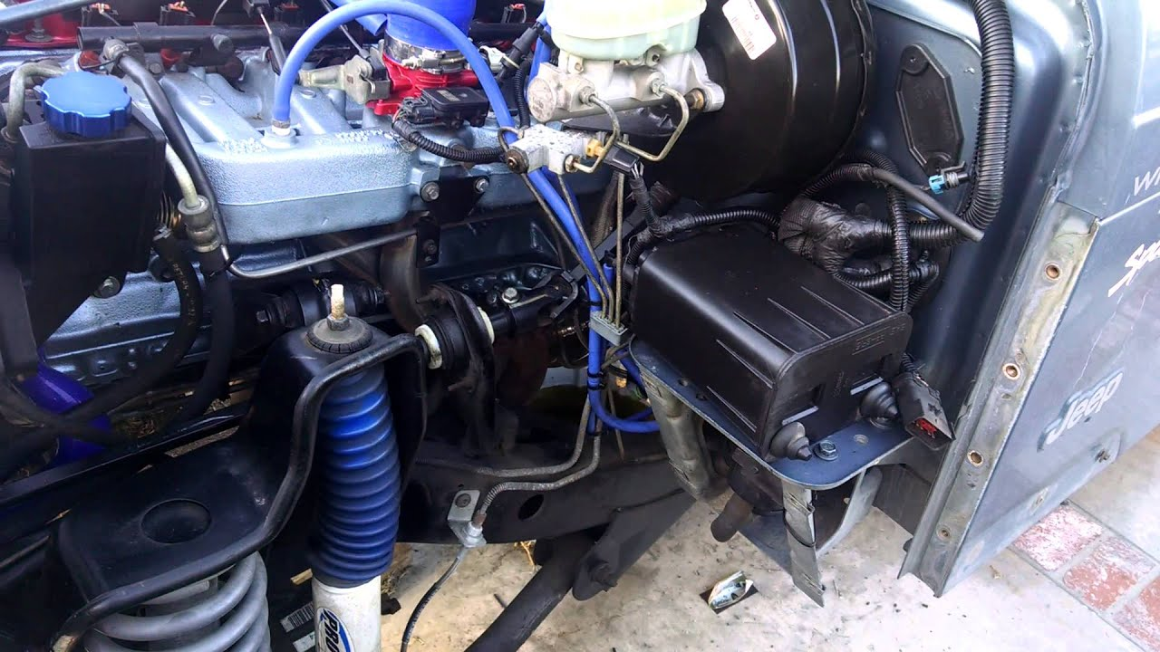 small resolution of evap relocation on 1998 jeep wrangler tj