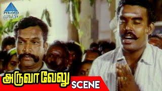 Nassar Thinks about His Past | Aruva Velu Tamil Movie Scenes | Nassar | Urvashi | Anandaraj