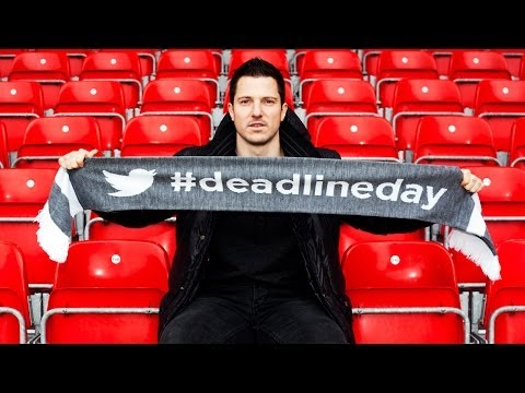 Exclusive: Yann Kermorgant's first interview at AFC Bournemouth