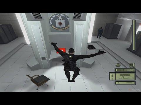 "Splinter Cell PART-5 ""CIA Headquarters"" (PC, dgVoodoo2)"