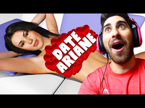 WE DID IT 3 TIMES?!?! | DATE ARIANE (DATING SIMULATOR)