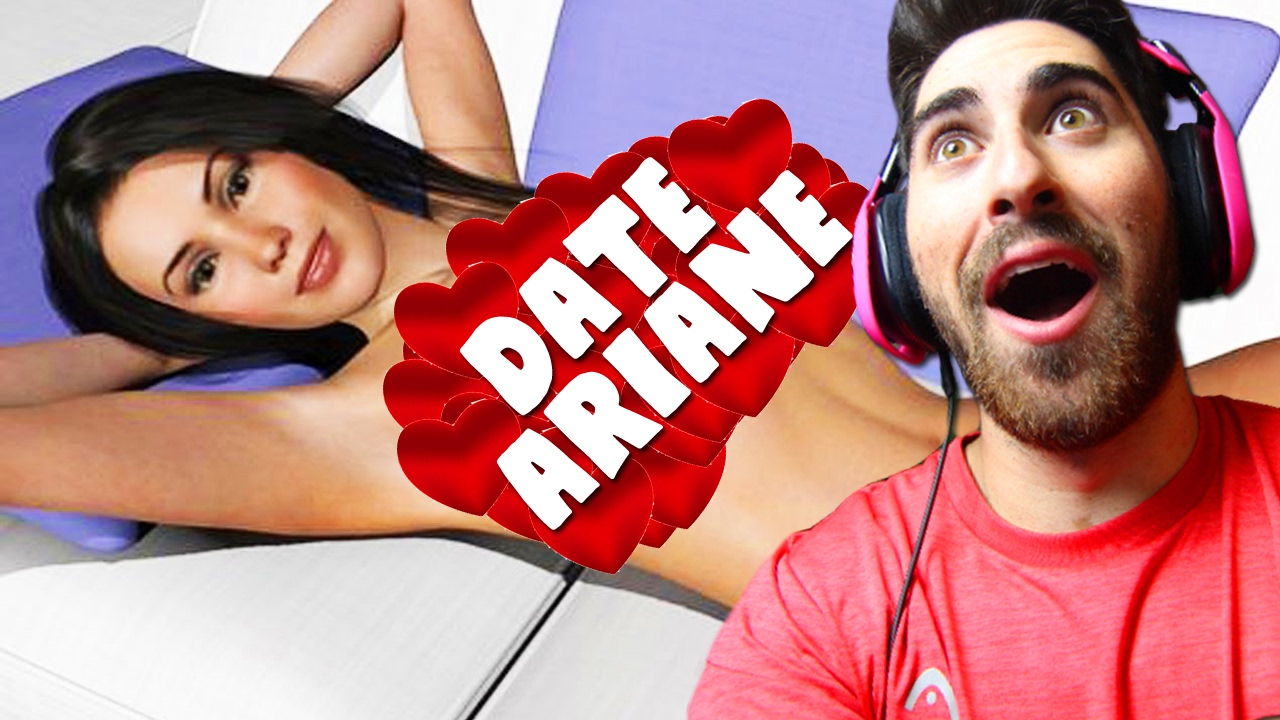 dating simulator date ariane beaten today videos