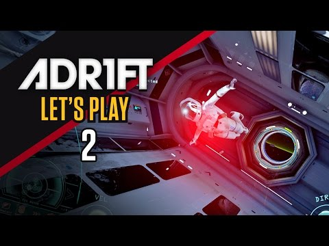 ADR1FT Gameplay: Dead Astronaut | ADR1FT Walkthrough [Part 2] |