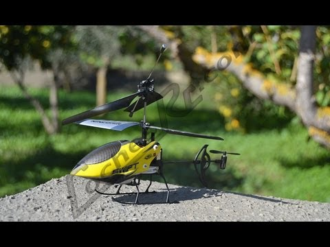 Helicóptero Rc Ninco Swift – Prueba del heli Radiocontrol low cost