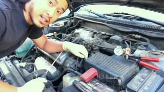 How to test Toyota EGR System(VSV, Vacuum Modulator, EGR valve)