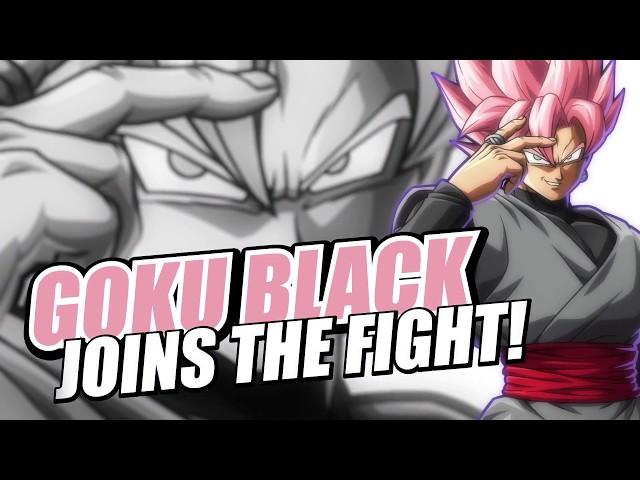Dragon Ball FighterZ - Goku Black Character Trailer   PS4, X1, PC