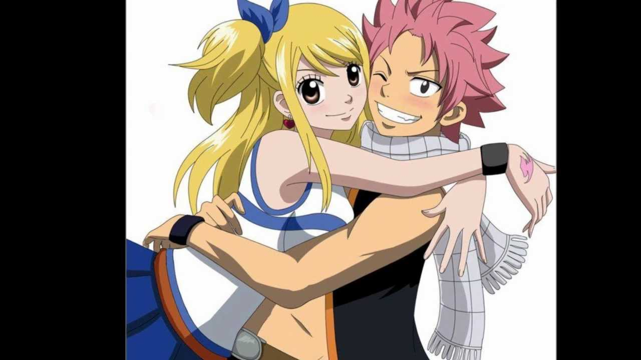 Fairy Tail Lucy Sex with regard to natsu x lucy 1 kyaaa - youtube