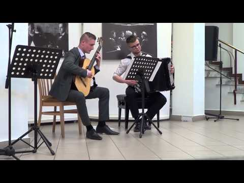 Astor Piazzolla - Café 1930 performed by 69 Duo