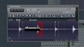 Making Drum Kits -  Sampling Drums Part 1 - Warbeats Fl Studio Tutorial