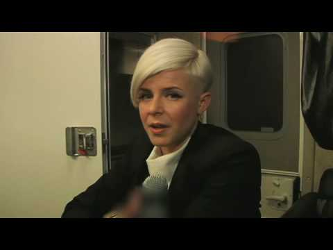 Exclusive Interview With Robyn (Robin Video Interview)