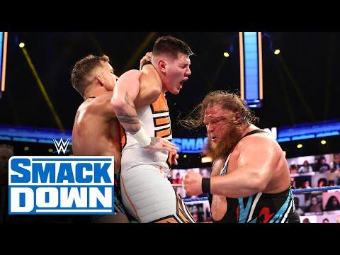 Rey Mysterio \u0026 Dominik Mysterio vs. Otis \u0026 Chad Gable: SmackDown, April 23, 2021 indir