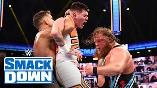Rey Mysterio & Dominik Mysterio vs. Otis & Chad Gable: SmackDown, April 23, 2021