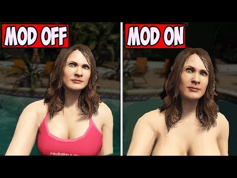 What are the most INAPPROPRIATE mods in GTA 5?